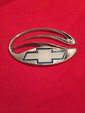 Chevrolet Impala Malibu Rear Panel Chrome Logo Emblem p/n 22638475