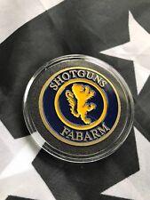 Heckler Koch Benelli Fabarm Eagle Shotgun Operator ITD HK Challenge Coin Capsule