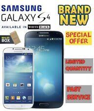 Nuovo di Zecca Samsung Galaxy S4 GT-I9500 16GB 13MP Bianco Nero Android Smartphone UK