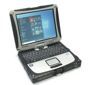 Panasonic CF-19 Rugged Toughbook Touchscreen  MK7 i5 3rd Gen 2.7GHZ 8GB 500GB