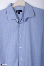 Camicie casual e maglie da uomo blu GANT