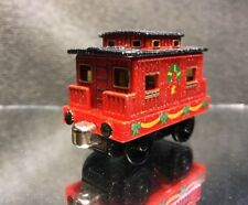 LEARNING CURVE THOMAS & FRIENDS TAKE-n-PLAY: 2006 CHRISTMAS CABOOSE