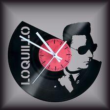 Reloj disco de vinilo LP Regalo navidad reyes original LOQUILLO