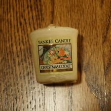 Yankee Candle Christmas Cookie Mini Candle 1.75 OZ (49 grams)