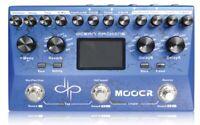 Mooer Ocean Machine Dual Delay Reverb Looper Unit Devin Townsend