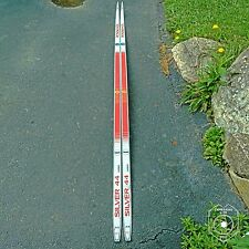 RARE ROSSIGNOL CARBON 44 EQUIPE WORLD CHAMPIONSHIP CROSS COUNTRY SKIS OSLO 82