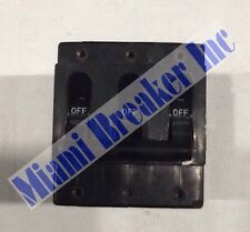 Airpax UPL111-1RO-289-7 Circuit Breaker 10.5A 250V 3 Pole Unit