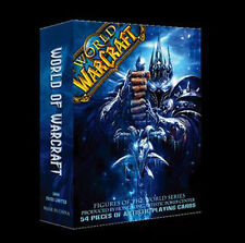 New Rare A Deck Poker Games World Of Warcraft playing card of 54pcs cards+cute