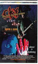 cKy Infiltrate - Destroy - Rebuild (DVD the video album) RARE promo sticker '03