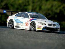 200mm HPI 17548 BMW M3 E92 4Tec TC7 Lipo Drift MST 1/10 CLEAR Body Only