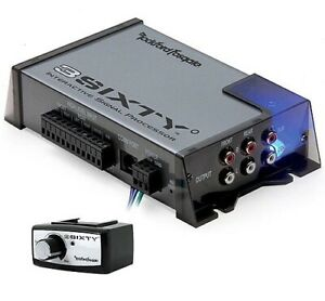 Rockford Fosgate 3sixty.1 Digital Signal Processor