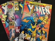 X-Men Annual Vol. 1 No. 1 : Shattershot Part 1-64 Pages Plus 3 More X-Men Comics