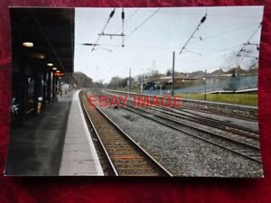 PHOTO  LONGBRIDGE RAILWAY STATION COFTON - RUBERY. BARNT GREEN TO HALESOWEN