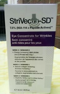 StriVectin-SD Eye Concentrate for Wrinkles 0.65oz/ 19 ml  NIB