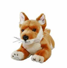Dingo Lying Soft Plush Toy 33cm Max Bocchetta Stuffed Animal