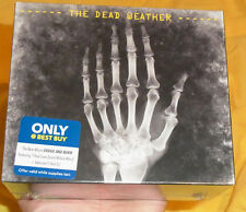 "DEAD WEATHER ""Dodge And Burn"" Best Buy Exclusive Box CD + T-Shirt"