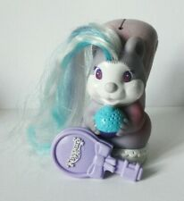 Vintage Tonka Keypers - Baby Scamper the Squirrel with accessory