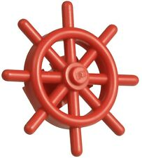 Missing Lego Brick 4790 Red Boat Ship Wheel for Fabuland Sets
