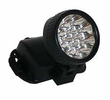 2x Linterna Frontal Luz De Cabeza 12 LEDs Lámpara Led Linterna Pesca Camping