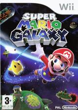 Super Mario Galaxy NINTENDO WII EDIZIONE ITALIANA NUOVO SIGILLATO SEALED