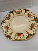 "Royal Ivory - John Maddock & Sons - Minerva Large 9"" Plate Bowl - Art Deco 1927"
