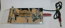 Rare manipulateur Vibroplex MORSE émetteurs radio TSF