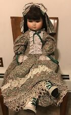"""LIMITED EDITION 42""""  GOEBEL DOLL 1998 BY BETTE BALL BETTY JANE CARTER NEW RARE!*"""