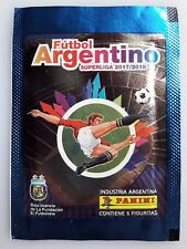 Panini Futbol Argentino 2017 - 3 Packets Free Shipping!