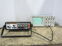 BK Precision 3020 Sweep/Function Generator Dynascan Corp. NO Output For PARTS