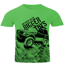 Dont Grow Up Vitara Off Road 4X4 Mudding RTV CCV Trialing Mens T Shirt
