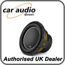 "JL Audio 12W6v3-D4 12"" Subwoofer Driver Bass Car Sub Dual 4-Ohm 600 Watts RMS"