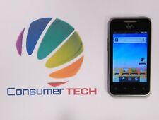 LG Optimus Elite LS696 1GB Black (Virgin Mobile) Fair Condition Bad ESN - 23547