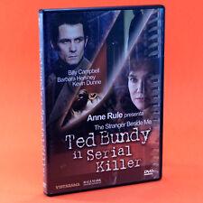TED BUNDY IL SERIAL KILLER DVD the stranger beside me PAUL SHAPIRO Barbara Hersh