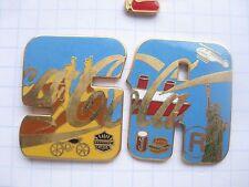 Coca-cola/sa/piezas del puzzle... pins (137f)