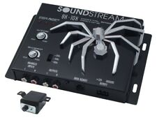 Soundstream Bx-10X Digital Bass Booster Reconstruction Sound Processor Remote