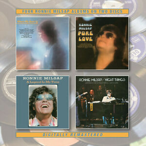 Ronnie Milsap - Where My Heart Is / Pure Love / A Legend In My Time / Night Thin