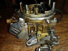 1974-1980 International Scout 2 Barrel Holley Carburetor model 2245 Heavy Duty