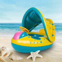 Summer Pool Swimming Ring Inflatable Swim Toys Float Water Sport  For Baby Kids