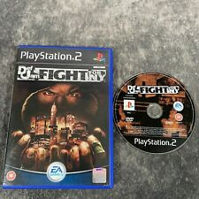 Def Jam Fight For NY PS2 PlayStation 2 PAL Game Boxed Hip Hop Fighter Rare