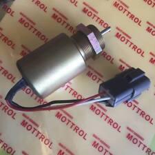 Fuel Shut Off Solenoid for Mitsubishi K4N-D61KG S3L2 MAHINDRA Max 28 30A87-20402