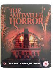NEW The Amityville Horror 1979 Bluray Steelbook Limited Edition Margot Kidder