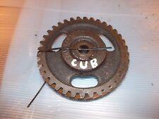 IH Farmall Cub tractor IHC IH engine motor cam shaft camshaft drive gear