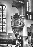 AK, Bad Schandau, St. Johanniskirche, Kanzel, 1971