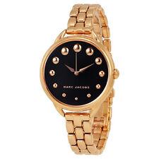 Marc by Marc Jacobs Betty Ladies Rose Gold Tone Watch MJ3495