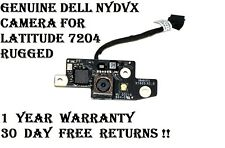 Genuine Dell Latitude 12 7204 Rugged Extreme NYDVX WebCam Camera Laptop Module