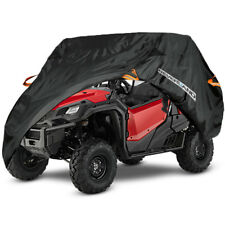 NEVERLAND Utility Vehicle Storage Cover Waterproof For Honda Pioneer 1000 SXS