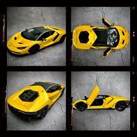 Lamborghini Centenario Special Edition Diecast Boxed 1:18 Scale Model Car