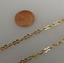 Neugablonz wunderschöne Halskette auch für schwere Anhänger (79369)