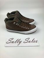 Converse Syde Street Ox boot Flyknit Brown White mens Multi Size new