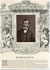 Galerie Contemporaine, Jean Marie Bienaimé Bonnassieux (1810 - 1892), sculpteur